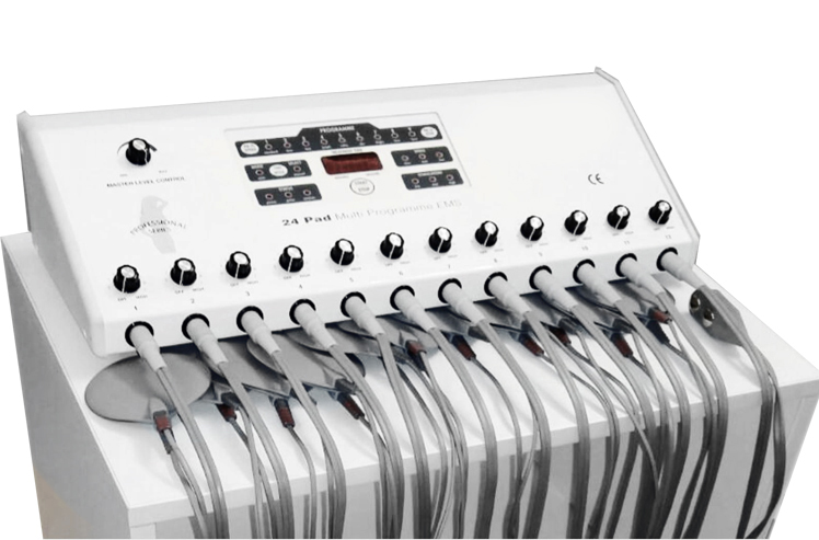 profesional 24 pads electrostimulare
